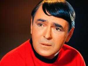 "Прах Джеймса Духана из ""Звездного пути"" тайно отправили на МКС 12 лет назад"